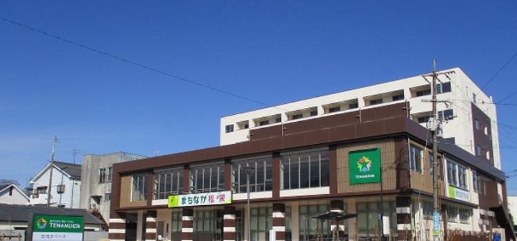 地元市民の力で複合施設(スーパーやカフェ)ができた話。